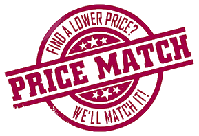 Price Match: Find a Lower Price? We'll Match It
