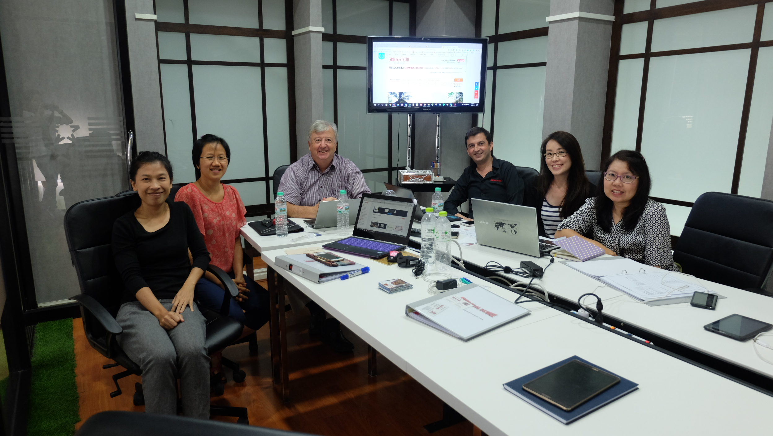 Training-team