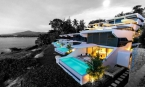 Phuket: Ultra Luxury Sea View 4 Bed Duplex at Kata Beach