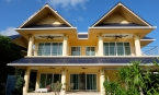Phuket: Large Family House with Pool in Secure Estate at Rawai Beach