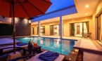 Phuket: Quality Modern 3 Bed Pool Villa at Nai Harn Beach