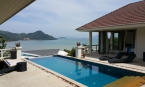 Phuket: Stunning 4 Bed Villa with Panoramic Sea Views at Ao Po