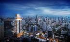 Bangkok: Super Luxury High Rise Condo at Thong Lor by Designer Philippe Starck