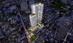 Bangkok: Brand New High-Rise Mega Project at Phahon Pradipat