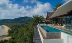 Phuket: Magnificent and Unique Ocean View Villa at Nai Thon Beach