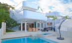 Phuket: Sea Views and Modern Comfort in this Large 4 Bed Pool Villa at Chalong