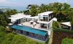Phuket: Luxury Sea View 4 Bed Villa at Cape Yamu