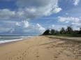 Phang Nga: 5.2 Rai of Beachfront Land For Sale at Natai with 80 meters of Beach Frontage