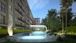 Hua Hin: Luxurious New Condominium by Major Developer in Modern Coastal Style at Central Hua Hin