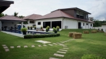 Pattaya: Large 4 Bed Sea View Villa with Big Garden at East Pattaya