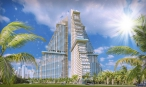 Pattaya: Iconic New Luxury Off-Plan Condo with Hotel and Shopping Centre at Pattaya City