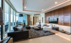 Bangkok: Ultimate Luxury 4 Bed River and City View Condo on the 40th Floor at Chao Phraya River