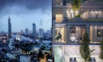 Bangkok: Low Density Luxury Condos suited for Living and Investment at Charoenkrung Road, Sathorn