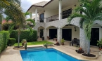Hua Hin: Excellent Value 3 Bed Two Storey Pool Villa in Central Area