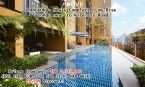 Bangkok: Newly Completed Low-Rise Condo near to Wireless Road and BTS Ploenchit - 18-20% Discount and FREE Full Furniture!