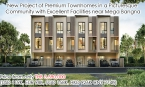 Bangkok: New Project of Premium Townhomes in a Picturesque Community with Excellent Facilities near Mega Bangna